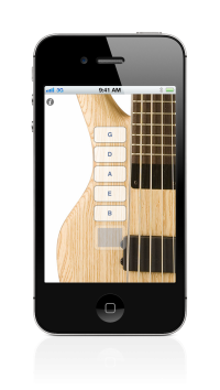 Bass Guitar Tuner Simple