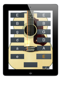 12-String Guitar Tuner Simple